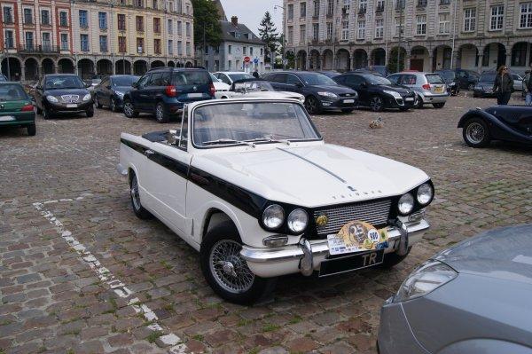 Triumph Vitesse 1965