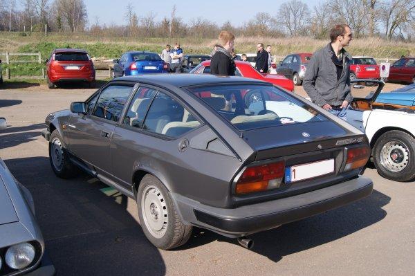Alfa Romeo GTV 6 1981