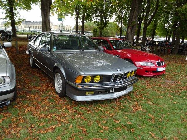BMW M635 CSi 1988
