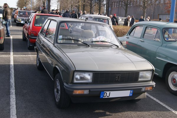 Peugeot 104 Style Z 1984