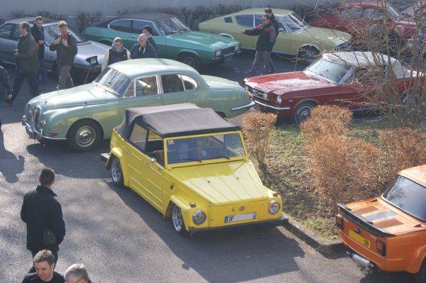 Volkswagen 181 1970