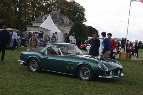 Ferrari 250 GT California LWB 1958