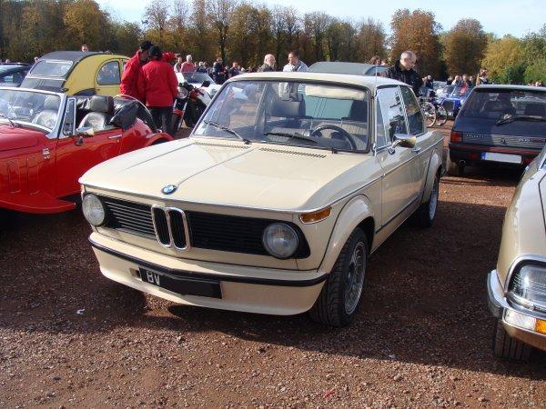 BMW 1602 1974