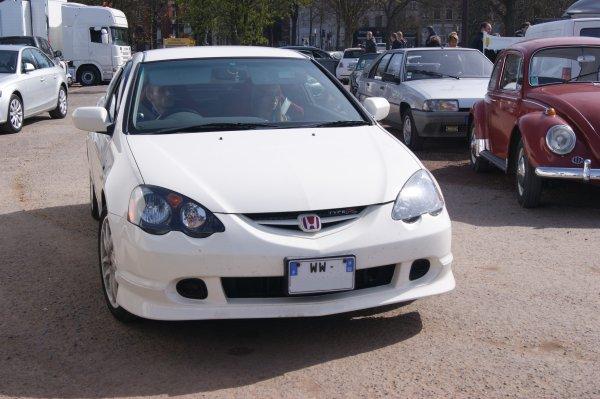 Honda Integra Type R 2001