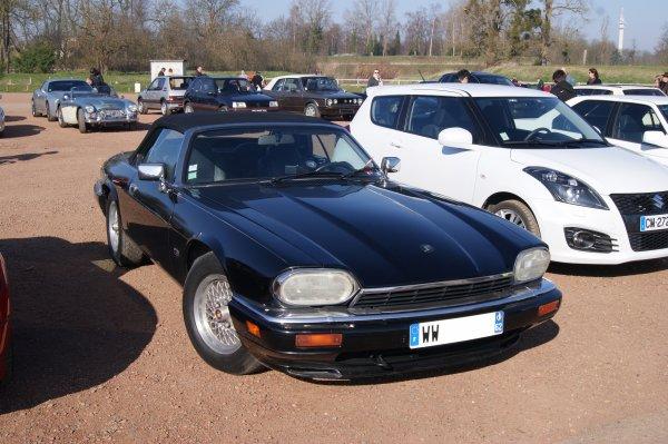 Jaguar XJS 1993