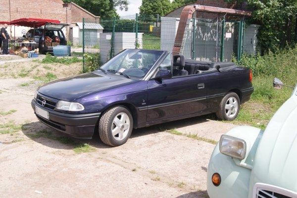 Opel Astra F Cabrio 1993
