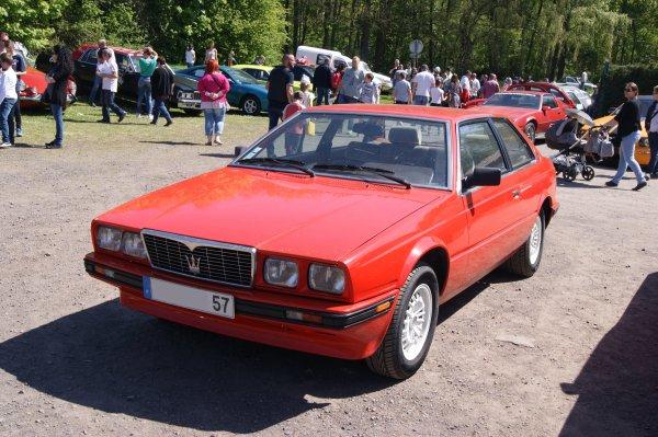 Maserati Biturbo 1981