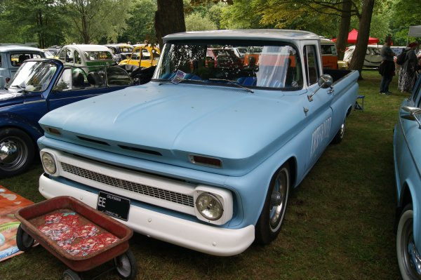 Chevrolet C10 Apache Fleetside 1963