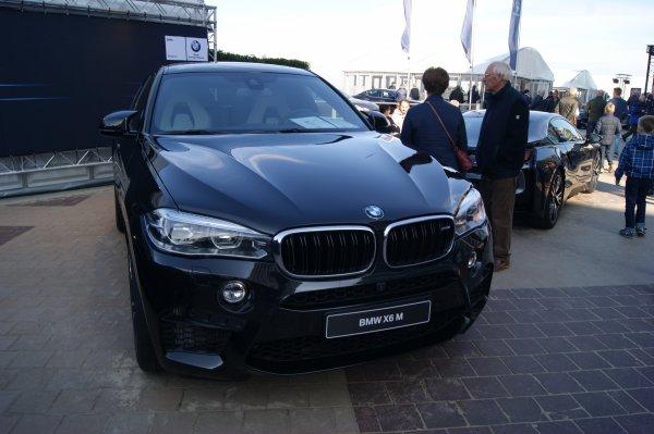 BMW X6 F16 M 2014