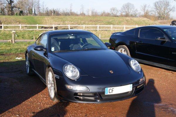 Porsche 997 Carrera S 2004