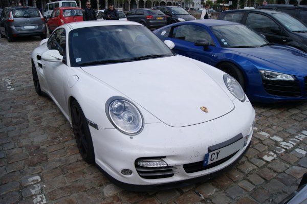 Porsche 997 Turbo 2009