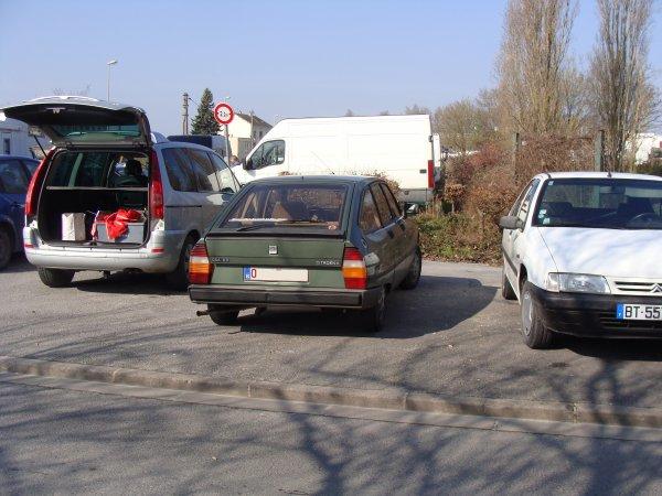 Citroën GSA X3 1980