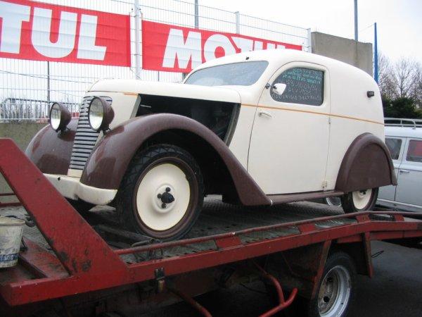 Fiat 6 CV 1931