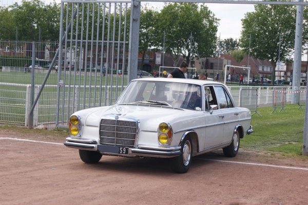 Mercedes 280 W108 1967