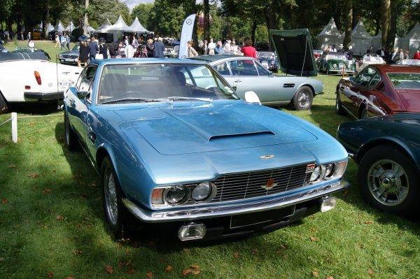 Aston Martin DBS V8 1971