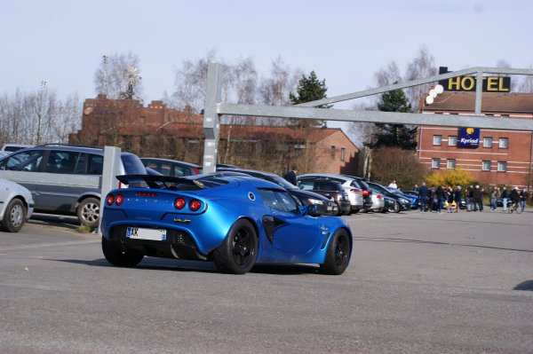 Lotus Exige S2 Cup 260 2009
