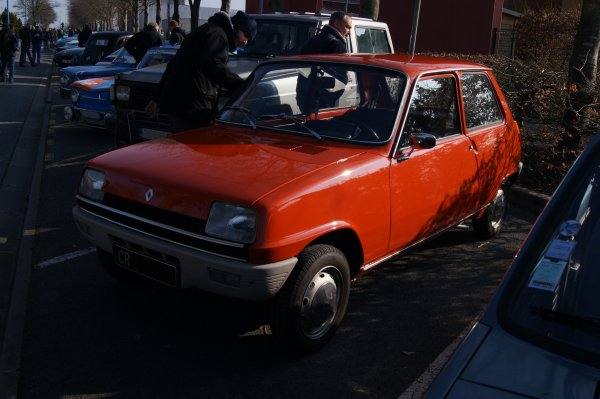 Renault 5 TL 1973