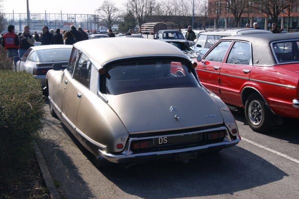 Citroën DSuper 1972