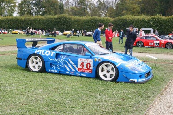 Ferrari F40 LM GTE 1992