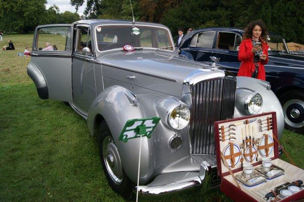 Bentley MK6 1949