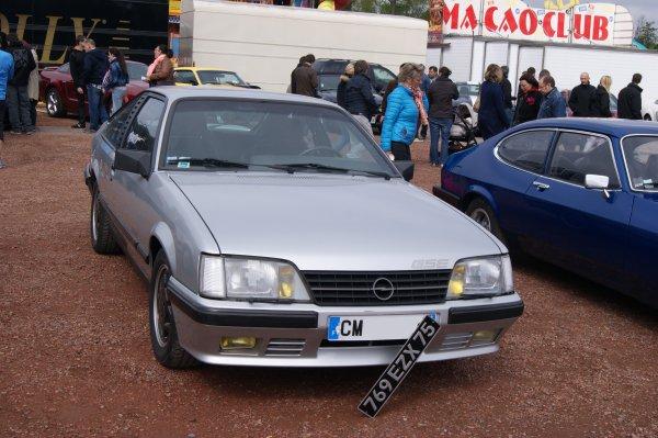 Opel Monza A2 GSE 1983