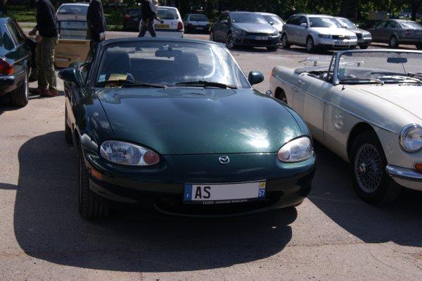 Mazda MX5 1999