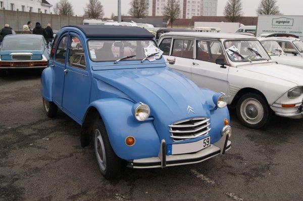 Citroën 2 CV 6 Club 1982