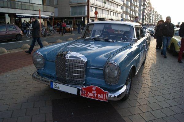 Mercedes 220 W111 1959