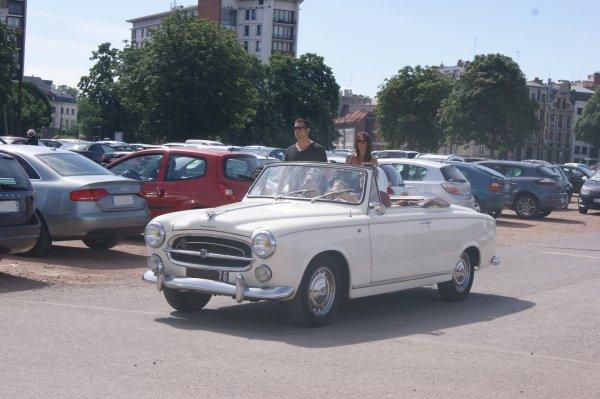 Peugeot 403 Cabriolet 1957