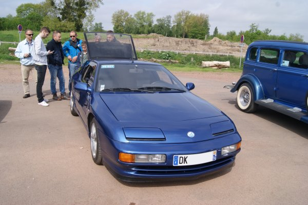 Alpine A 610 1993