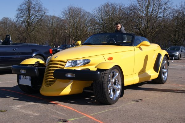Plymouth Prowler 1993