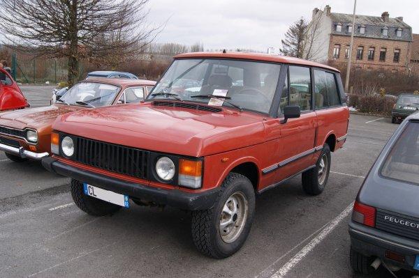 Range Rover 1982