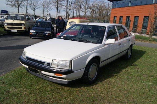 Renault 25 V6 Turbo 1985