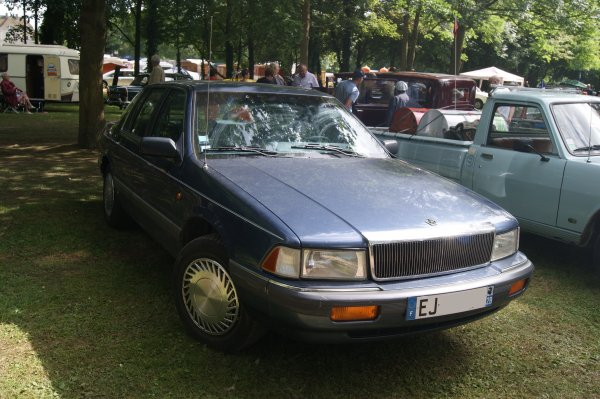 Chrysler Saratoga 1991