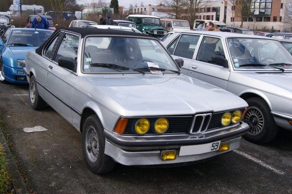 BMW Série 3 E21 Baur TC1 1979