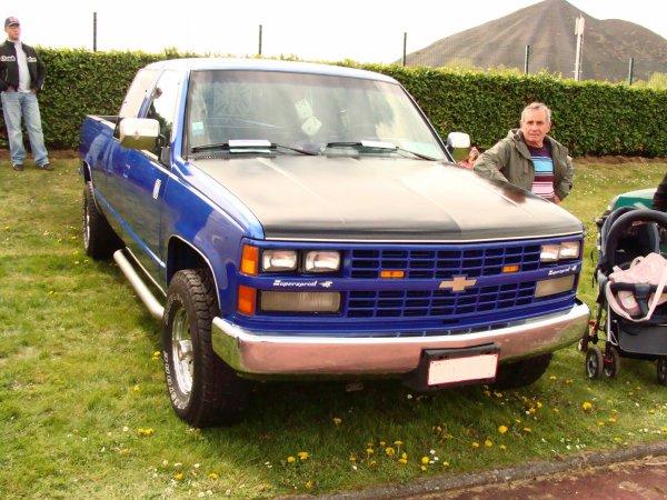 Chevrolet Silverado GMT 400 Fleetside 1988