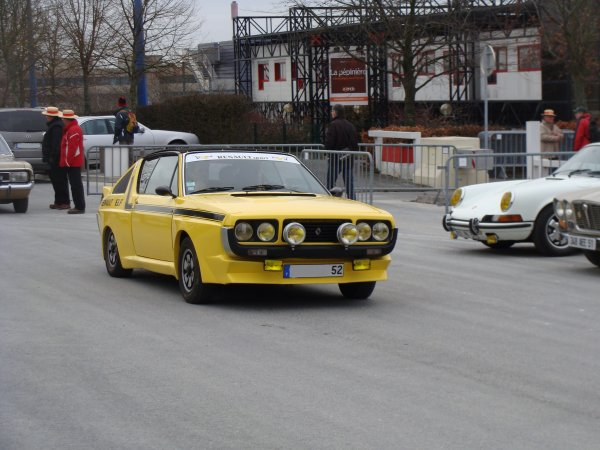 Renault 17 1976