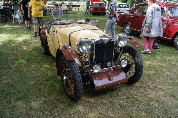 MG TA 1939