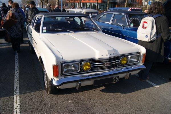 Ford Taunus GXL TC1 1970