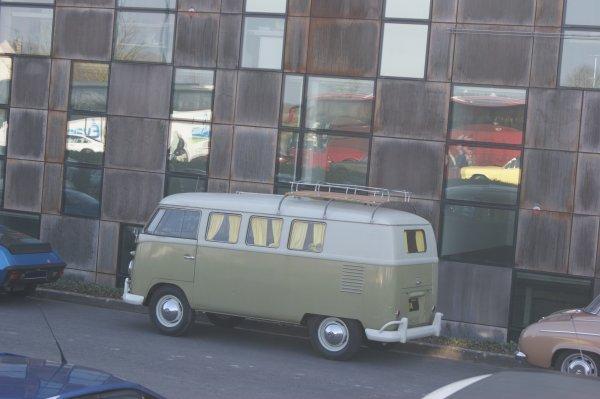 Volkswagen Transporter T1 1960