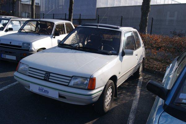 Peugeot 205 Lacoste 1985
