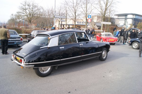 Citroën DS 23 Pallas 1973
