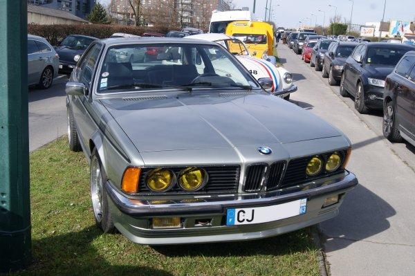 BMW 635 CSi E24 1982