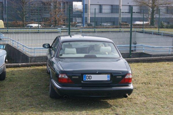 Jaguar XJ Sport X308 1997