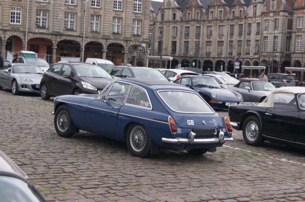 MG C GT 1970