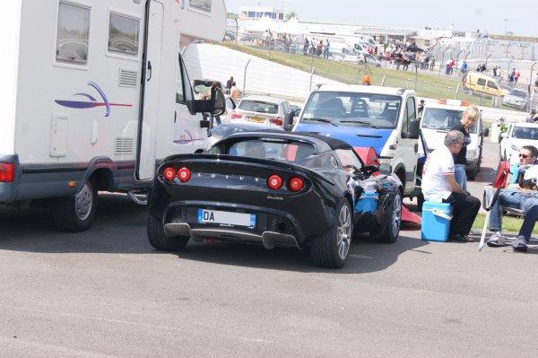 Lotus Elise S2 SC 2009