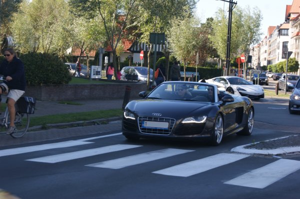 Audi R8 V10 Spyder 2009