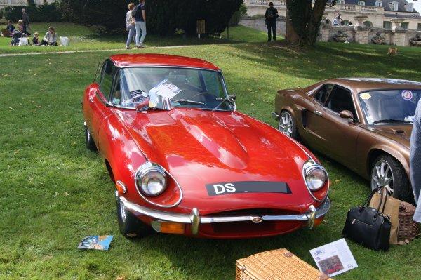 Jaguar Type E S2 Coupé 2+2 1968
