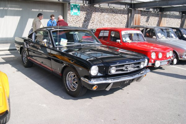 Ford Mustang Fastback GT 1965