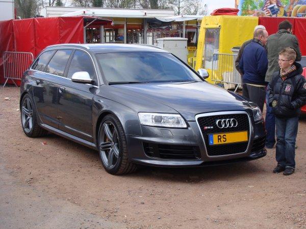 Audi RS6 C6 Avant 2007